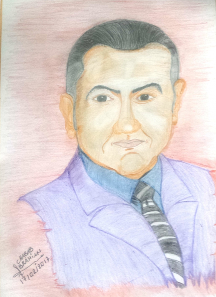 Mohammed VI of Morocco by chabab